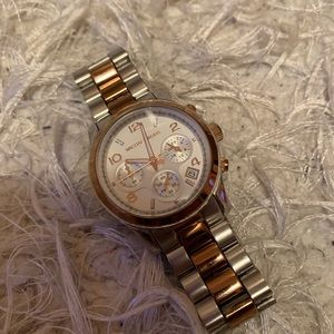 Excellent used Michael Kors women's watch